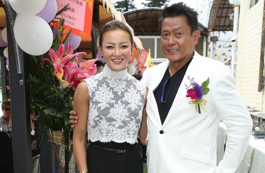 魏駿傑和小20歲嫩妻張利華爆婚變。(圖/翻攝東網)