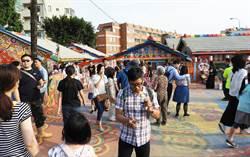 台灣燈會副展區超夯 一路玩到過年