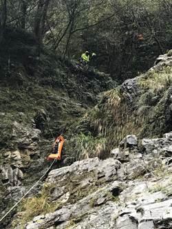 三重體育會宜蘭登山 領隊墜谷亡