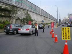 春節期間國道實施高乘載管制 高市警三民二分局加強疏導助好行