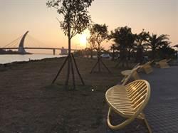 台灣燈會造型椅「魚」報到  大鵬灣紅樹林溼地公園景色特色全到位