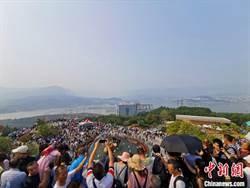 三峽大壩旅遊區2019年遊客接待量創歷史新高