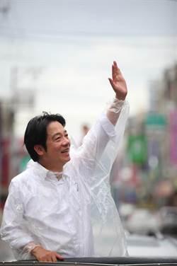 快評》「蔡賴配」在台南開出最高得票率 賴清德功不可沒