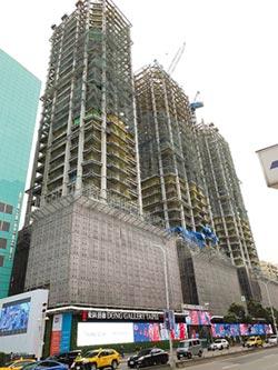 Diamond Towers 挑戰東區最高價