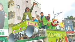 嘉市史上最高票 王美惠掃街謝票