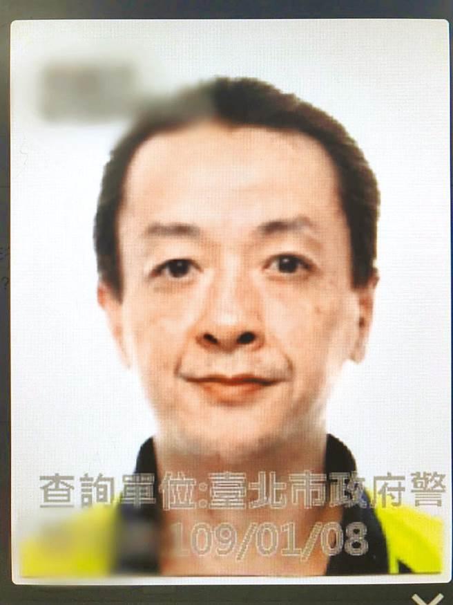 涉及馬國女華僑分屍案的45歲嫌犯林國平。(警方提供/李文正台北傳真)