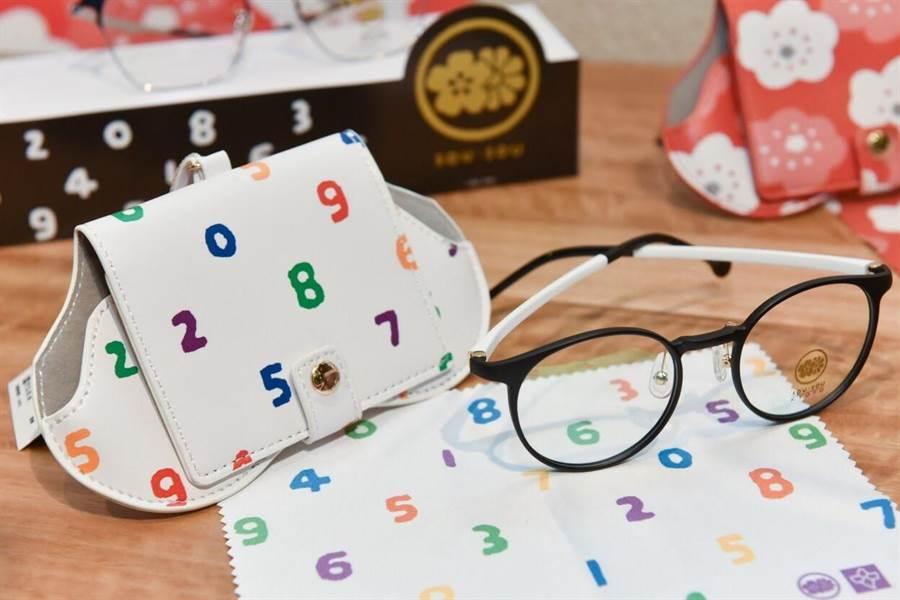 寶島眼鏡與京都著名文青潮牌SOU・SOU聯名推出「就愛SOU・SOU」系列商品。