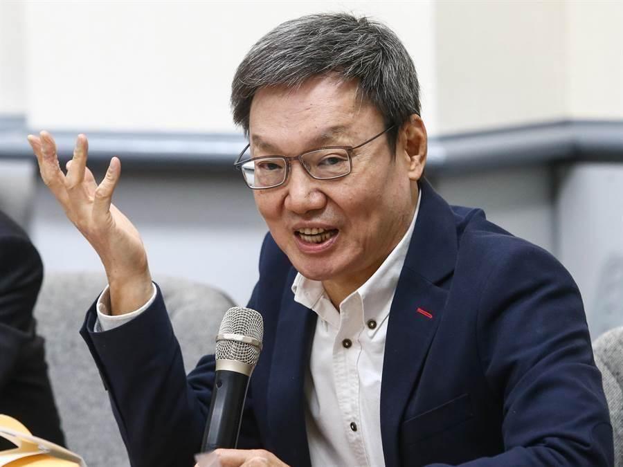 前國安會秘書長、陸委會主委蘇起。(圖/本報資料照,鄧博仁攝)