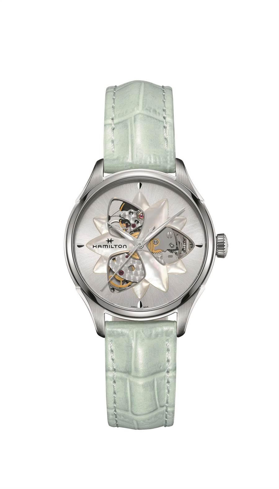 漢米爾頓爵士動芯鏤空腕表,3萬4100元。(HAMILTON提供)