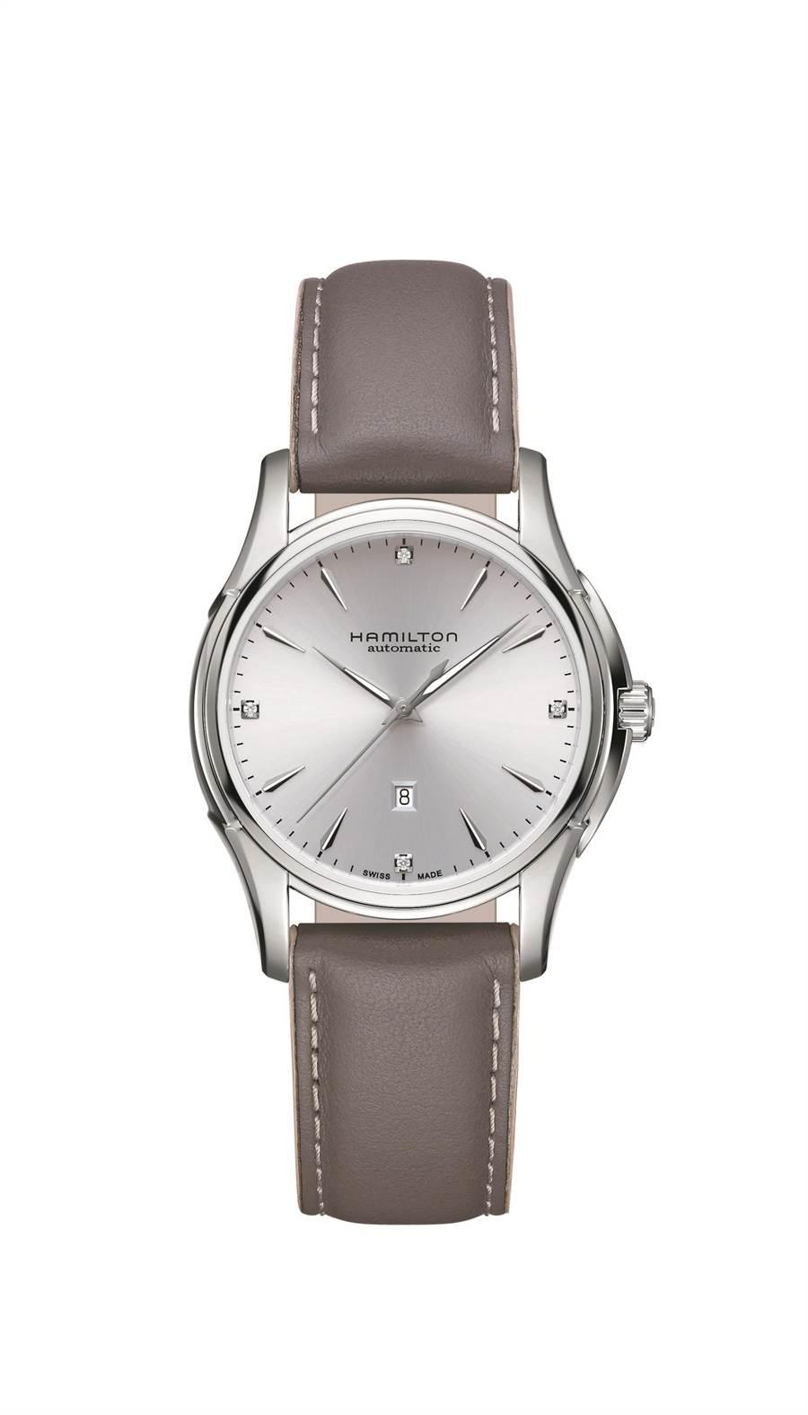 漢米爾頓爵士淑女腕表,2萬5700元。(HAMILTON提供)