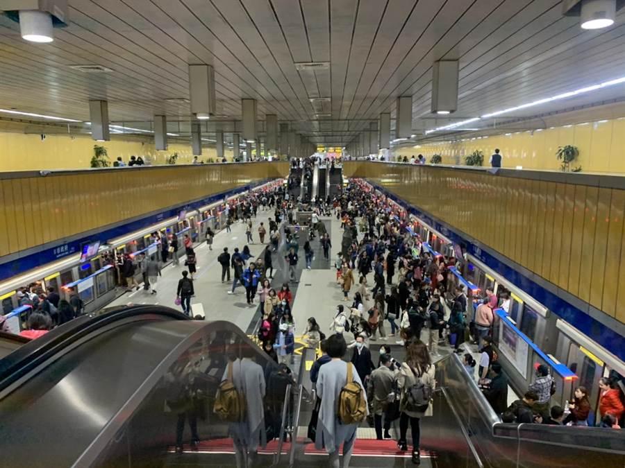台北捷運公司表示,即日起將由沈志藏接任北捷總經理。(張薷攝)