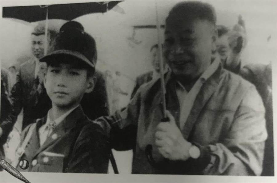 當年七虎隊成員,博士李宗洲。(圖/翻攝自 華興棒球50年)
