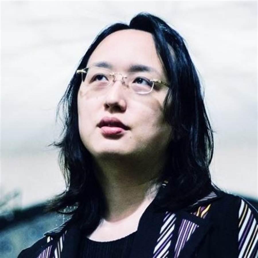 唐鳳赴韓分享開放政府(唐鳳臉書擷圖)
