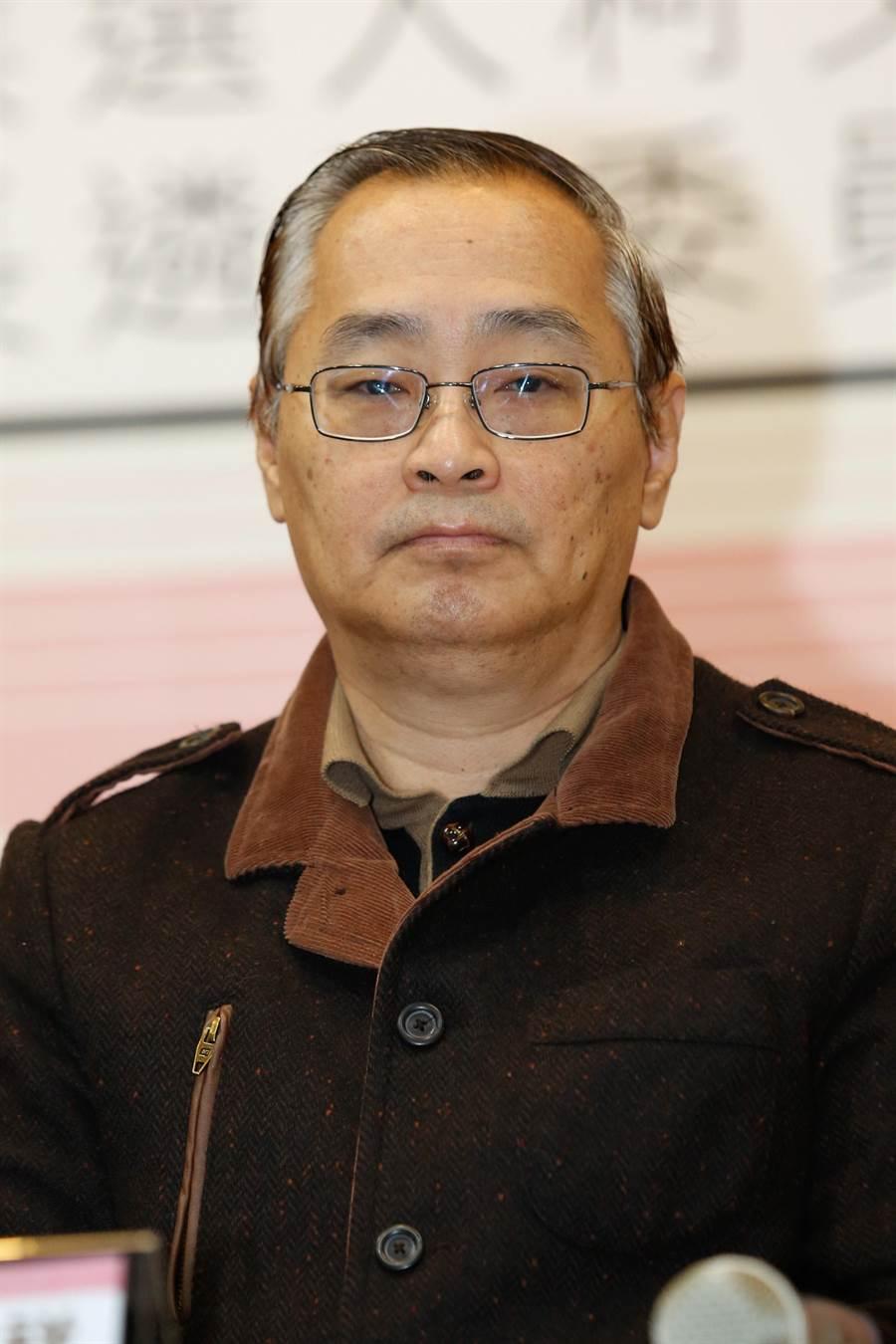 台灣師大政治學研究所教授曲兆祥。(圖/資料照片)