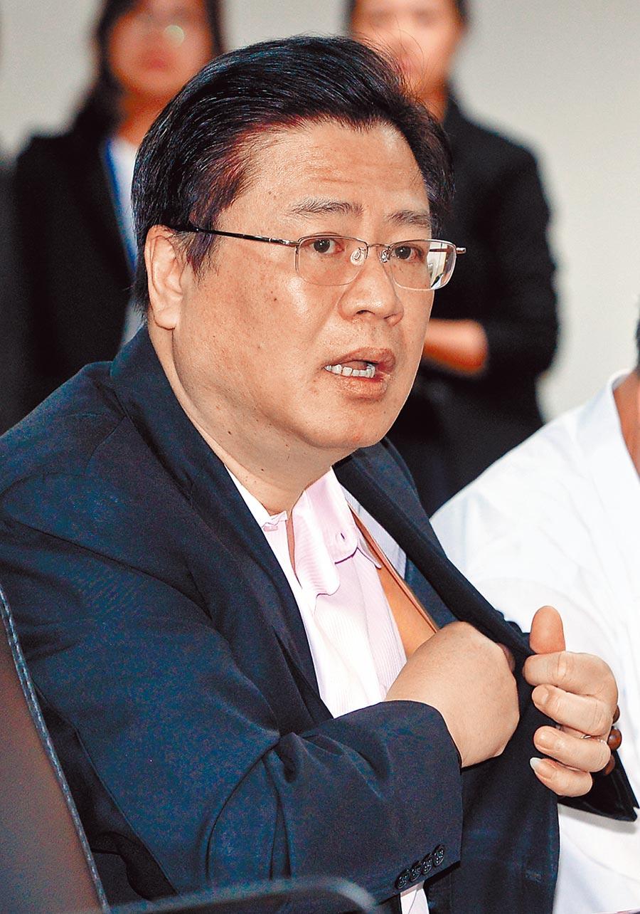 商總理事長賴正鎰的任期在今年中屆滿,與綠營關係好的台灣人壽副董事長許舒博,可望接掌商總理事長。(本報資料照片)