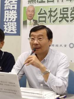 曾銘宗點名外交部長、農委會主委 強調內閣應改組