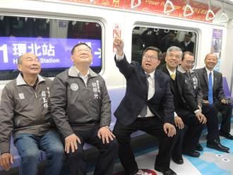 未來接班蔡英文?鄭文燦:在捷運環北站不說台北站的事