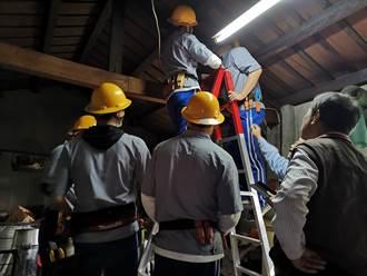 達德商工「電機科家電服務隊」 年前免費幫獨老檢修水電