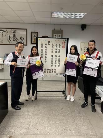 三重高中雙語課程超見效!學子錄取日本大學