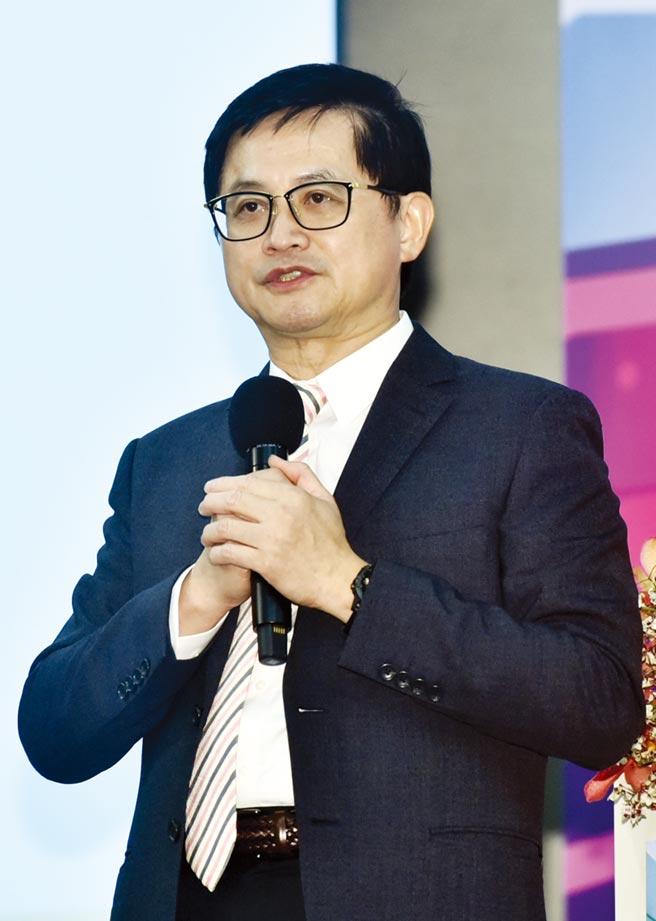 和碩董事長童子賢建議新政府「不要一言堂」。圖/本報資料照片