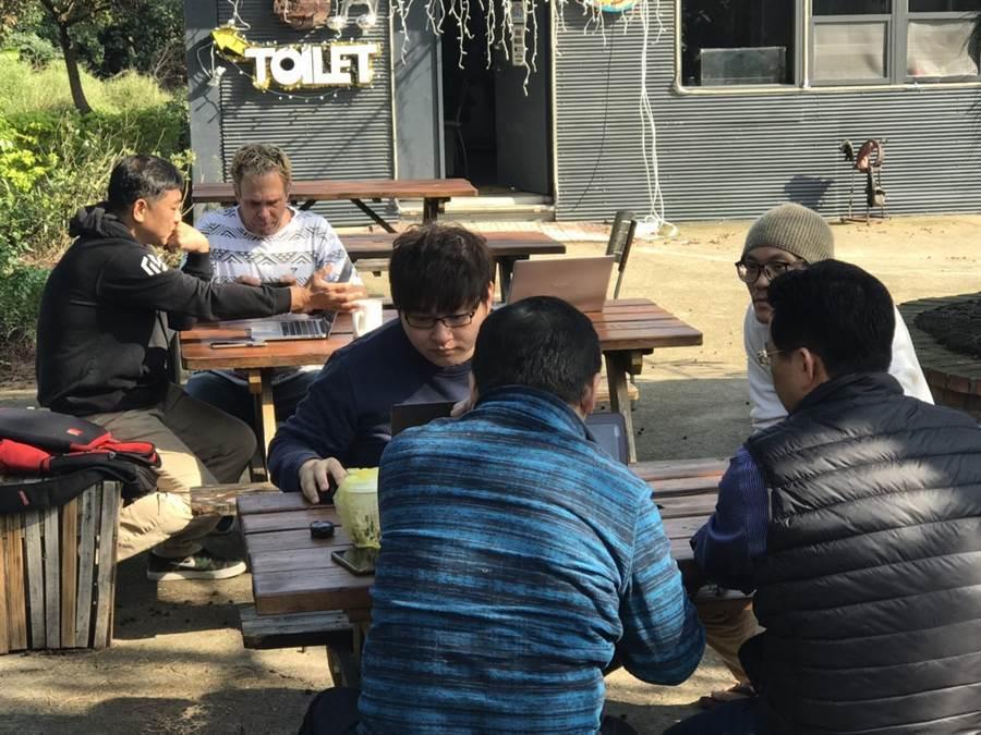 竹南鎮公所14日宣布於鎮內10處觀光及人潮聚集地,設置免費wifi。(竹南鎮公所提供/巫靜婷苗栗傳真)