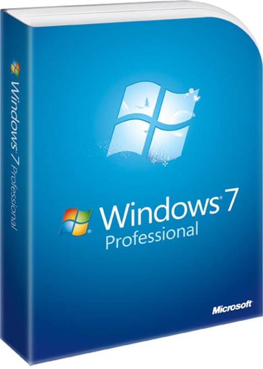 曾經的桌面系統霸主─Windows 7 的時代在今日正式終結。圖/翻拍自微網官網