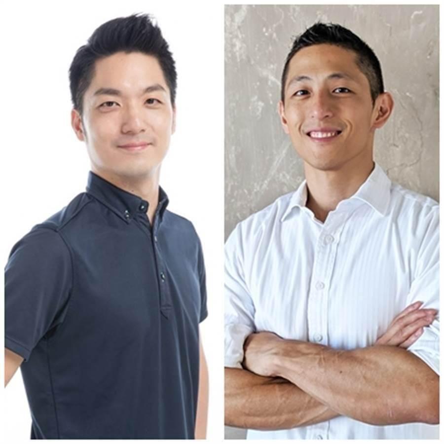 國民黨立委蔣萬安(左)、民進黨立委參選人吳怡農(右)。(圖/本報系資料照)