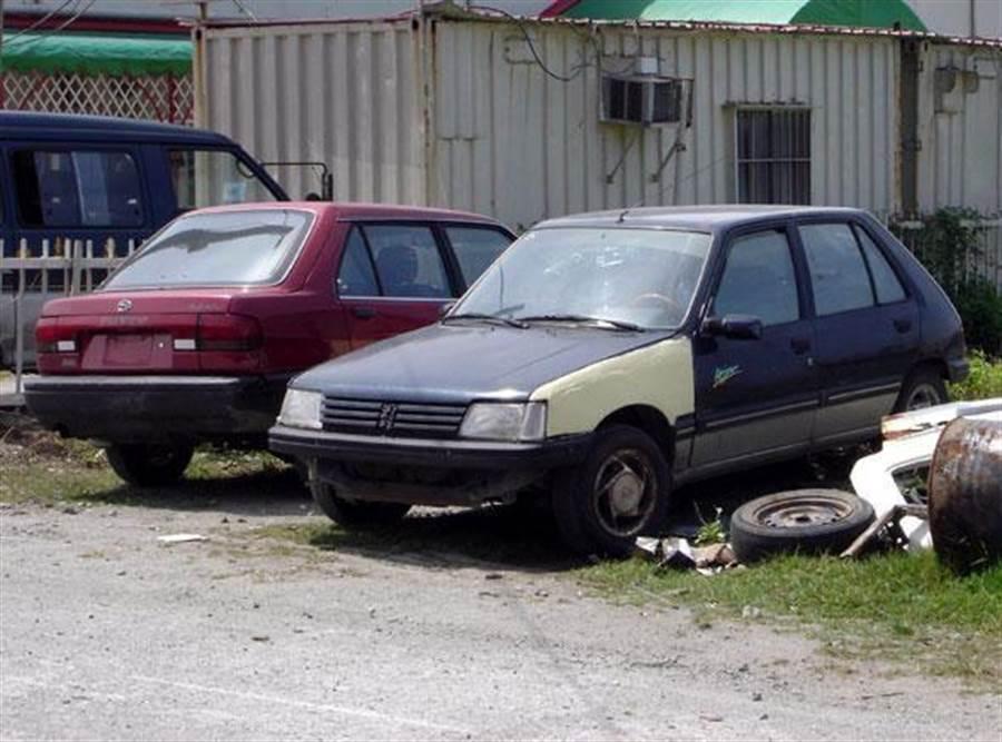 舊車回收領獎勵金。(本報資料照)