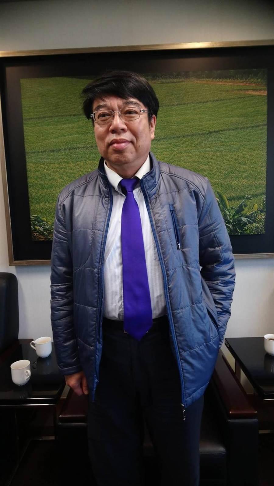 太子建設總經理謝明汎表示,太子2020年尤其看好南台灣的房市表現。圖/曾麗芳