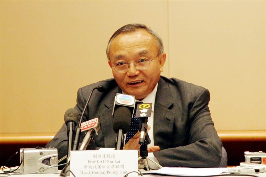 大陸港澳研究會副會長、香港中文大學榮休講座教授劉兆佳認為,台灣如果成為美國壓制大陸工具,就成了大陸的國安問題,兩岸關係就難以令人樂觀。(圖/中新社)