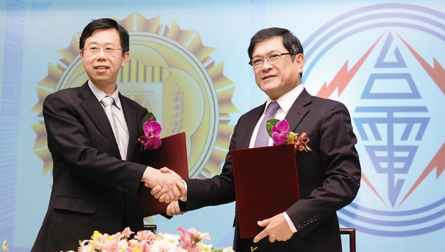 台電董事長楊偉甫表示,台商回台供電無虞。圖/本報資料照片