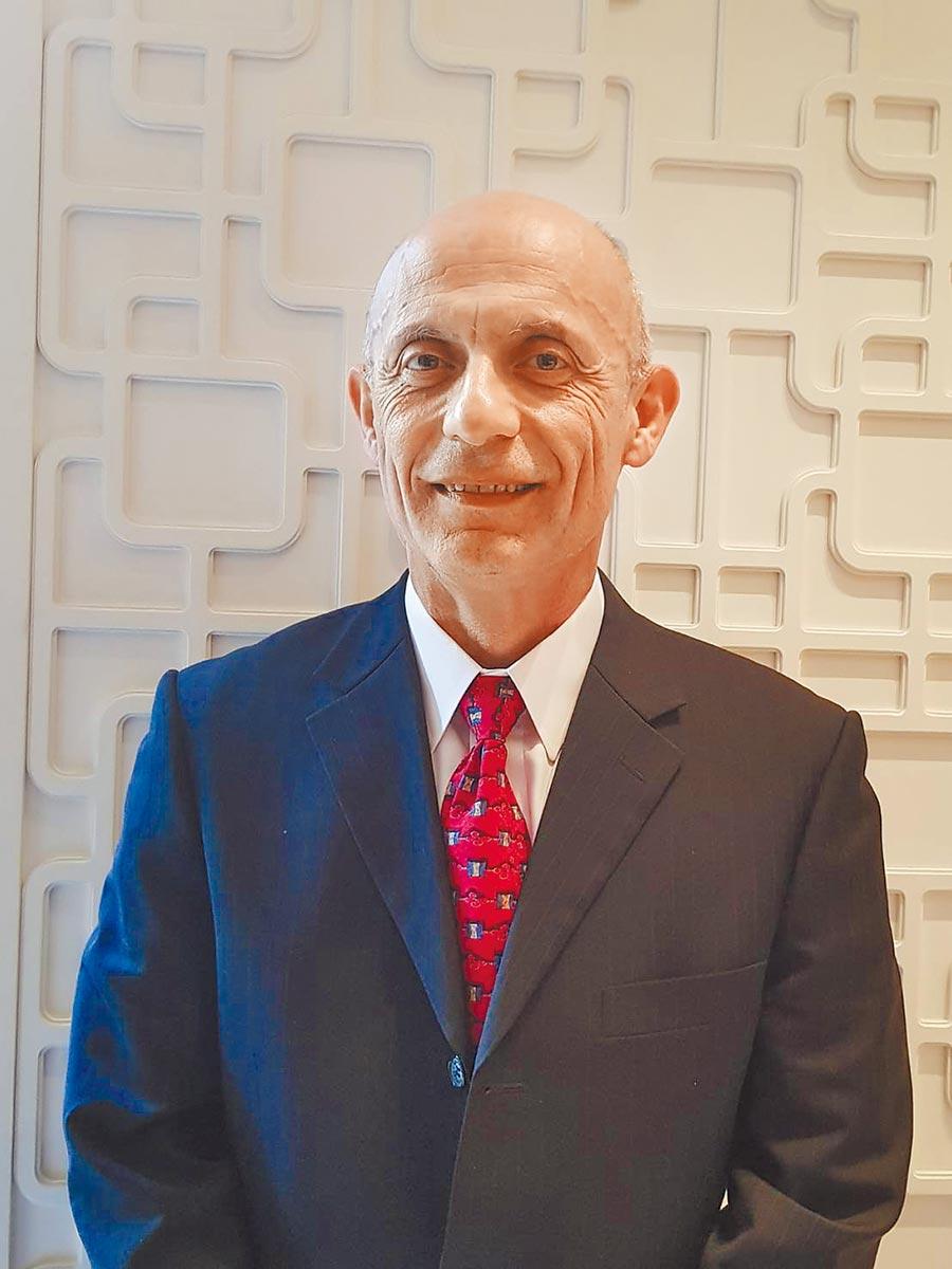 智邦去年請來了前3Com執行長Edgar Masri出任智邦集團Accton執行長(CEO)一職,期待智邦在國際化上有比較快的進程。圖/鄭淑芳
