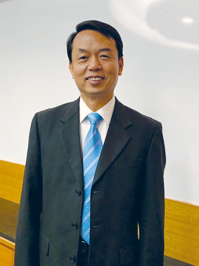 光群雷董事長郭維武。圖/袁顥庭