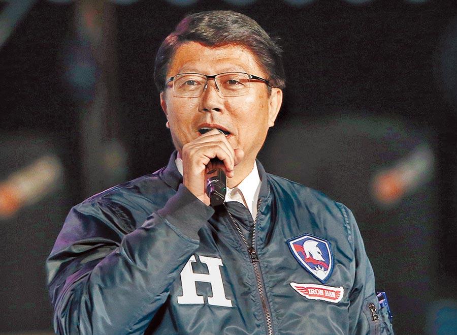 打賭選輸跳柳川!國民黨台南市黨部主委謝龍介13日回應,「若有承諾,該還就會還」。(本報資料照片)