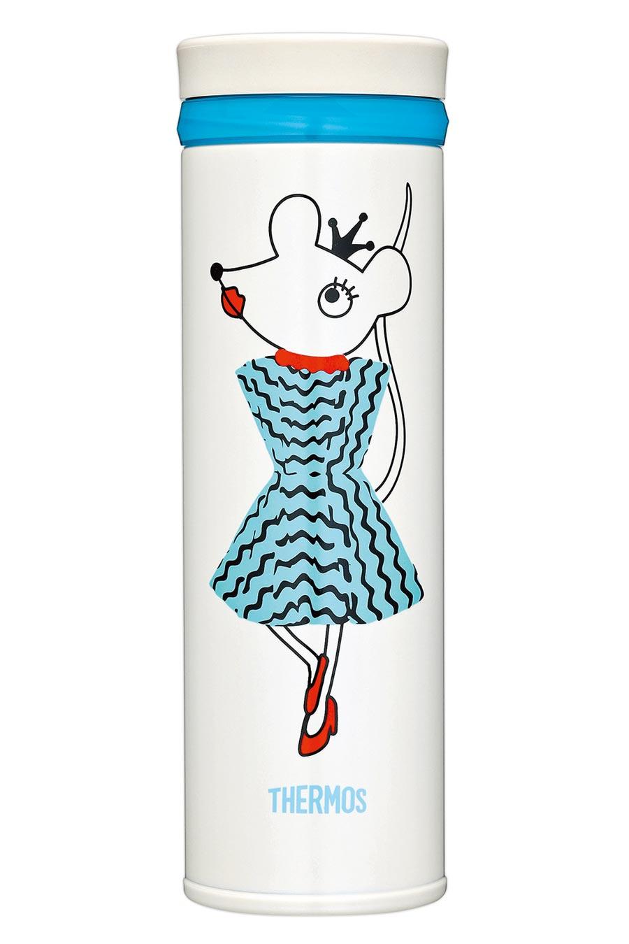 喜迎鼠年,保溫瓶領導品牌THERMOS膳魔師推出限定專「鼠」新品。(膳魔師提供)