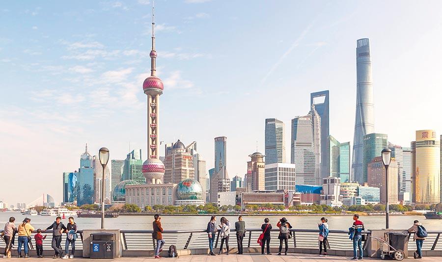 上海政協今召開。圖為上海外灘。(新華社資料照片)