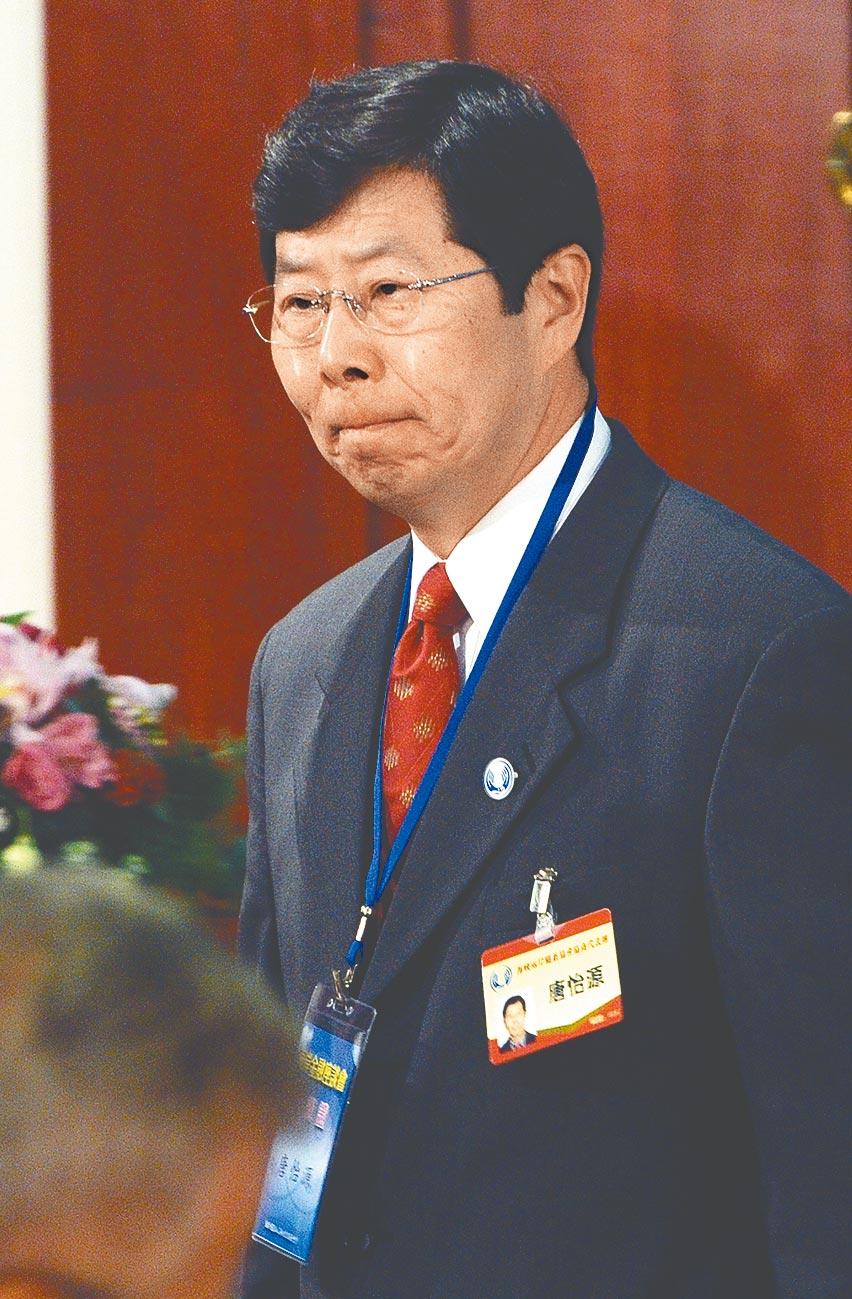廈門市政協常委、前香港中聯辦台灣事務部部長唐怡源。(本報系資料照片)