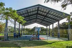 新竹市爭取5340萬 新建6校風雨球場
