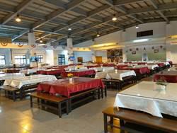 陸軍八軍團新建營舍公開 官兵餐廳環境佳