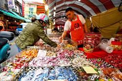 羅東春節年貨市集開幕