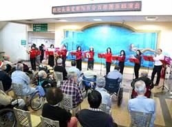 中榮埔里分院辦新春活動暨歲末圍爐 提早歡喜過新年