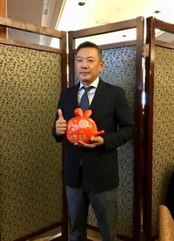 新光三越總經理吳昕陽  2020景氣「正面、樂觀」
