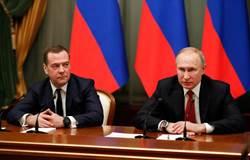 俄政壇大變動 普丁推修憲 總理將總辭