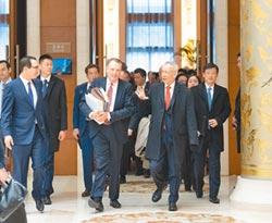 陸美互疑中 迎來首個關鍵協定