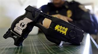 對抗示威 港警擬配備電槍、網槍