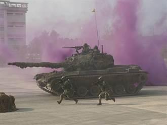 陸軍裝甲564旅完成「聯合兵種營」編組 今操演反機降作戰