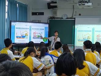海大全面提升海洋教育 推「教學包」免費用