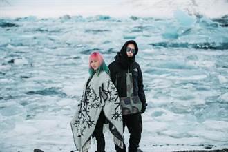 赴冰島拍MV遇最強風暴 原子邦妮險落懸崖