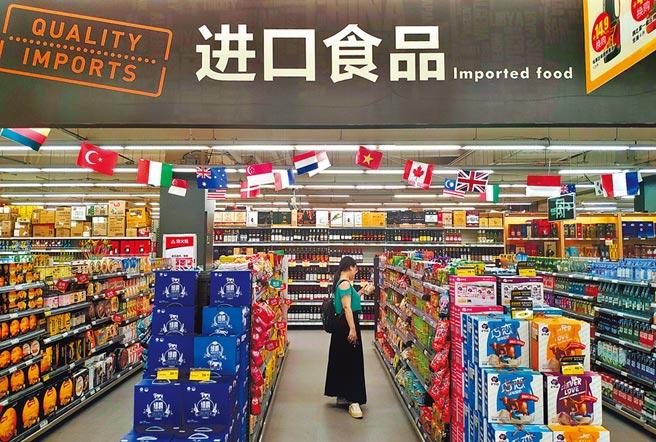 根據美方披露的協議內容,陸方在未來兩年將擴大對於美國農產品的採購。北京承諾會向美方進口價值400億的農產品。(中新社)