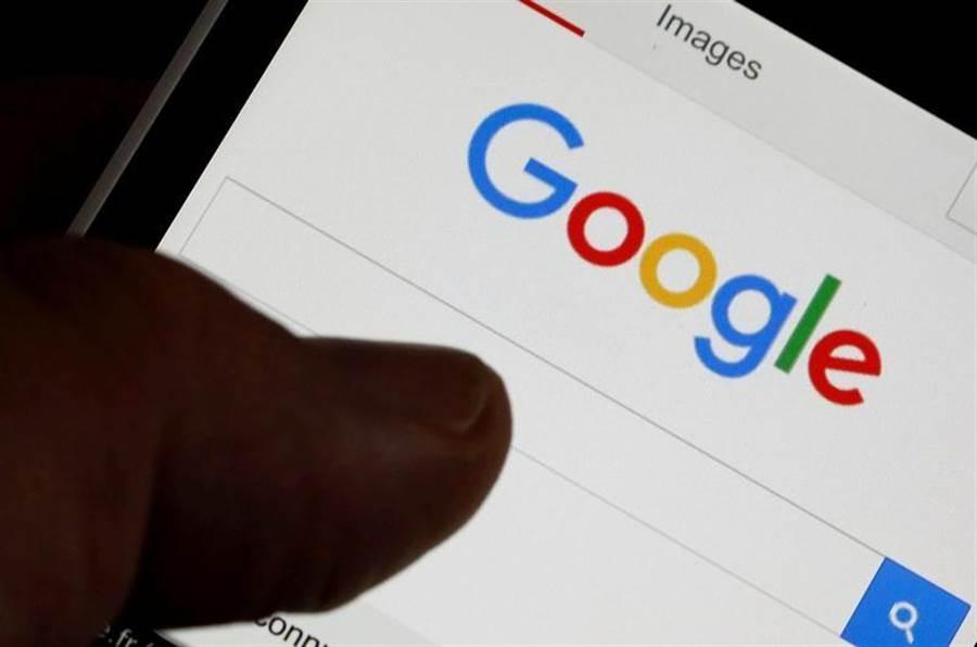 Google宣布,將限制網站擷取cookies。(圖/路透社)